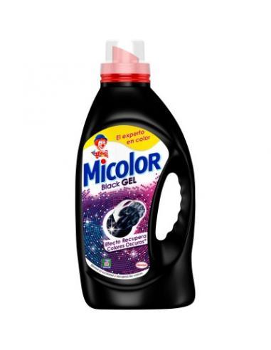 Micolor negro (1.150 litros) - Imagen 1