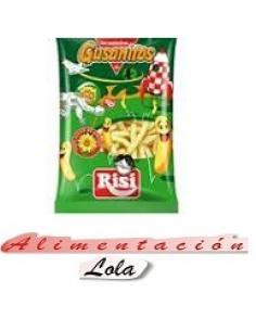 Gusanitos risi (35G) - Imagen 1
