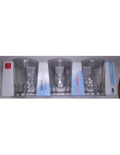 Vasos de agua (pack 6) - Imagen 1
