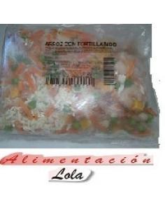 Arroz con tortilla 3 delicias (600g ) - Imagen 1