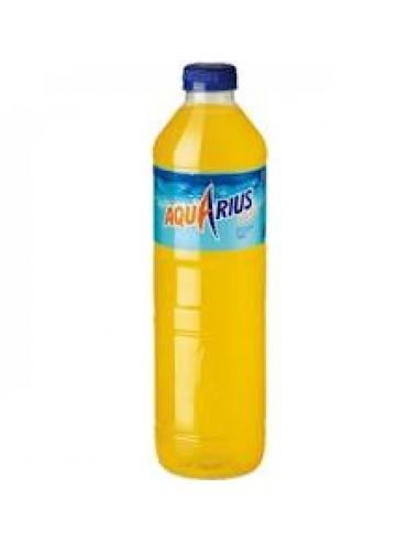 Botella aquarius naranja (1.5 l) - Imagen 1