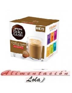 Dolce gusto cortado descaffeinato (16 capsulas) - Imagen 1