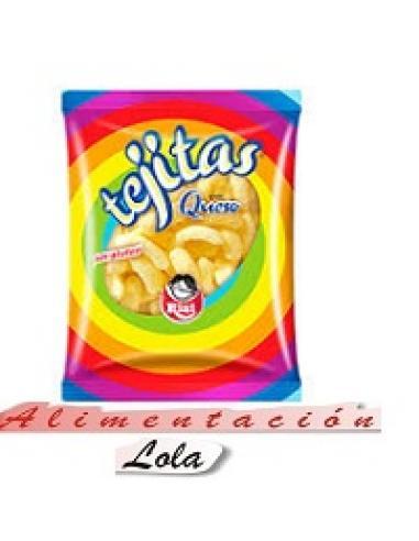 Tejitas queso risi (100g) - Imagen 1