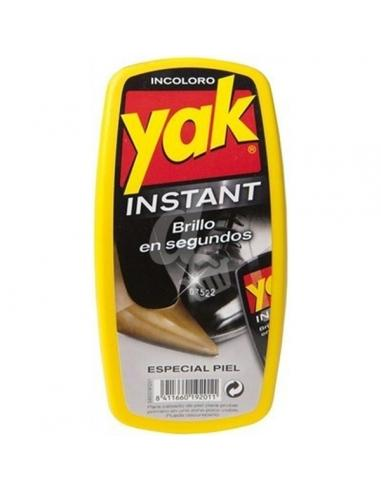Esponja zapatos yak instant especial (piel) - Imagen 1