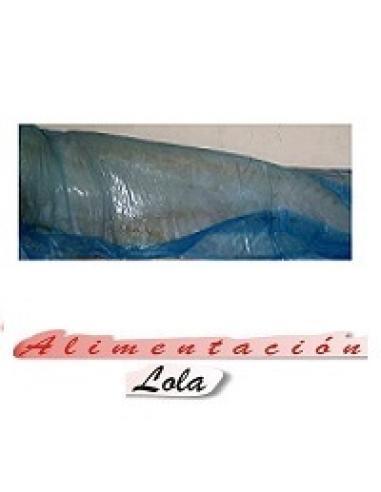 Filete de merluza papel azul (1kilo) - Imagen 1