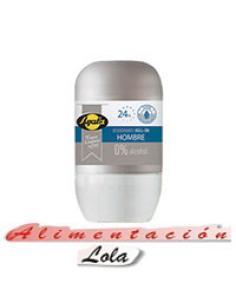 Desodorante roll on hombre Ayala (75 ml) - Imagen 1