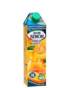 Zumo naranja don simón (1 l) - Imagen 1