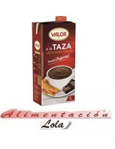 Valor a la taza Chocolate (1 L) - Imagen 1