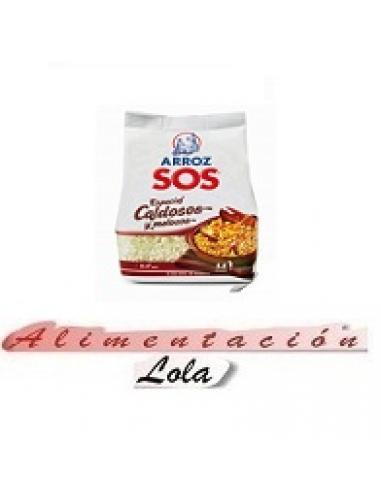 Arroz SOS Meloso y Caldoso (500 g) - Imagen 1