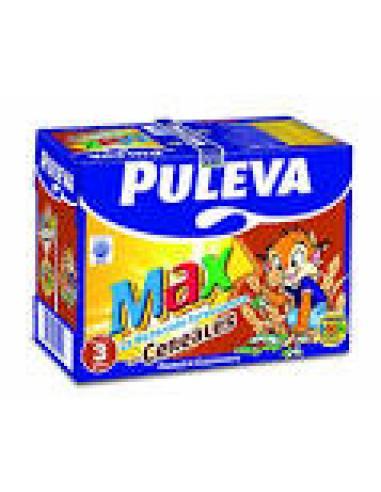 Leche puleva max con cereales ( 6 x 1 litro) - Imagen 1