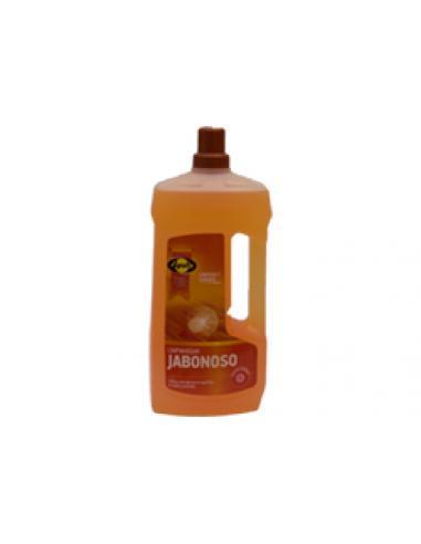 Limpiador jabonoso ayala (1.5 litros) - Imagen 1