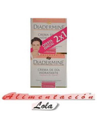 Diadermine crema de dia cutis seco y sen (pack 2) - Imagen 1