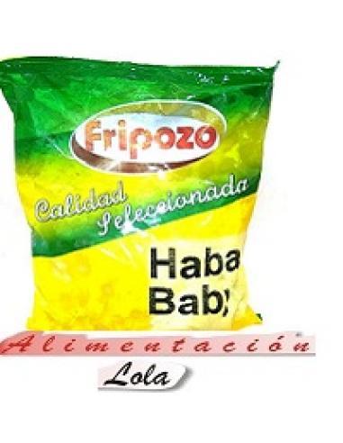 Habas baby fripozo (400g) - Imagen 1