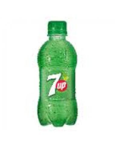 Refresco 7 up botella (330 ml) - Imagen 1