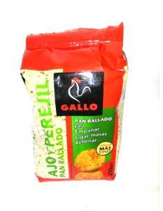 Pan rallado Gallo Ajo y Perejil (125 g) - Imagen 1