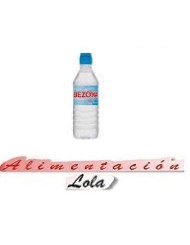 Agua mineral natural bezoya (50 cl) - Imagen 1