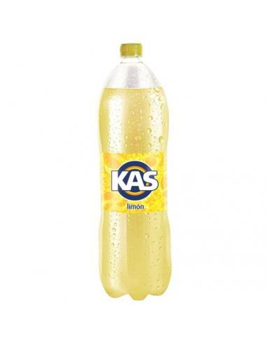 Refresco kas limón (2 litros) - Imagen 1