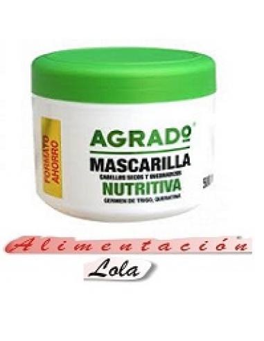 Mascarilla Nutritiva Agrado (500 ml) - Imagen 1
