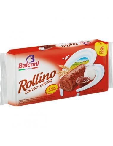 Rollino cacao balconi (pack 6) - Imagen 1