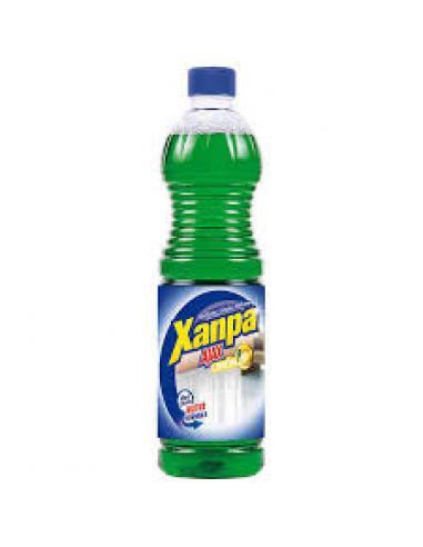 Fregasuelos xampa ajax limón (1 litro) - Imagen 1