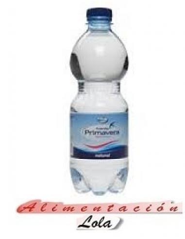 Agua fuente primavera (50 cl c) - Imagen 1