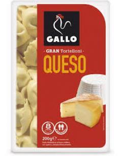 Tortelloni gallo con queso (200 g) - Imagen 1