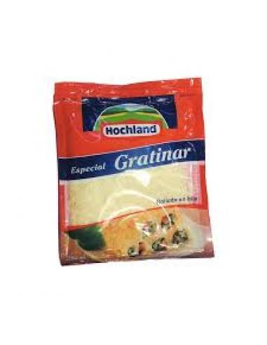 Queso Hochland rallado en hilo gratinar (50 g) - Imagen 1