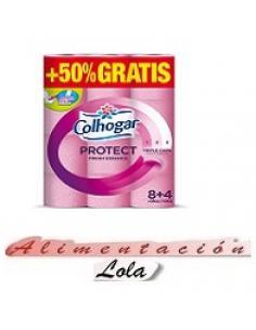 Papel higiénico colhogar (8+4) - Imagen 1